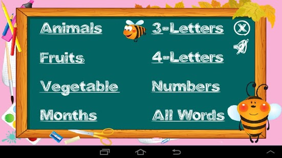 Spell With Me1 Spelling Game APK for Blackberry | Download Android