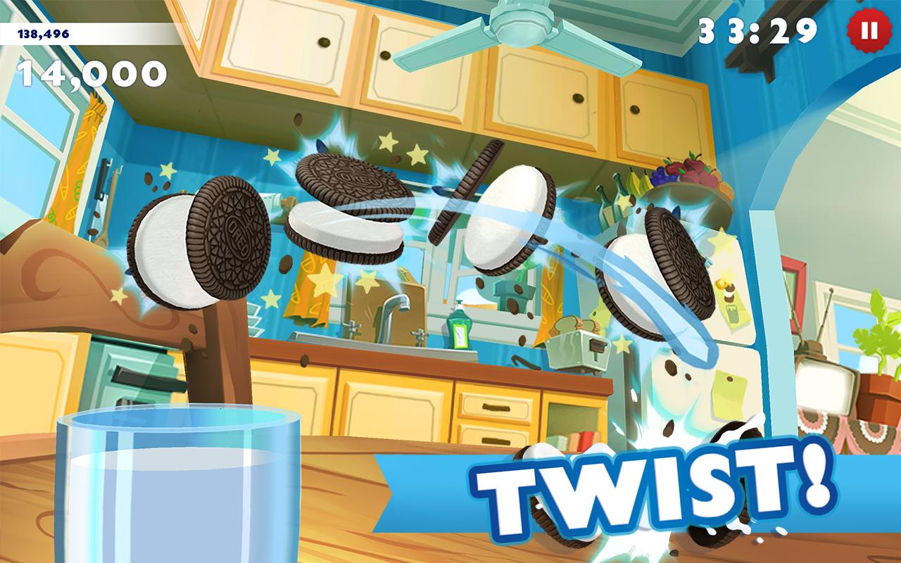 OREO: Twist, Lick, Dunk- screenshot