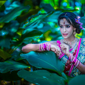 by Daniel Dan - People Portraits of Women ( tradisional, indian, culture )