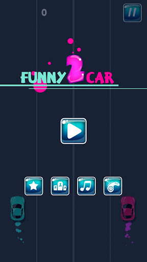 2 Cars Funny