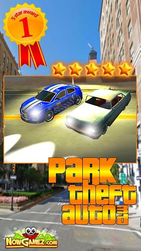Park Theft Auto 3D