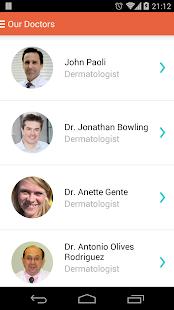 iDoc24 - Dermatologist Online - screenshot thumbnail