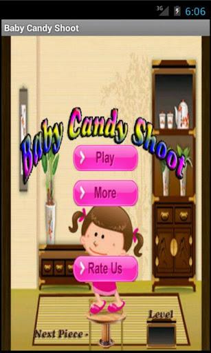 【免費休閒App】Baby Candy Shoot-APP點子