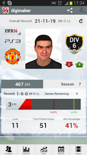 FIFA 14 Profiles - screenshot thumbnail