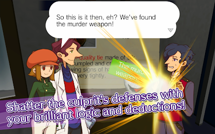 LAYTON BROTHERS MYSTERY ROOM Screenshot 15