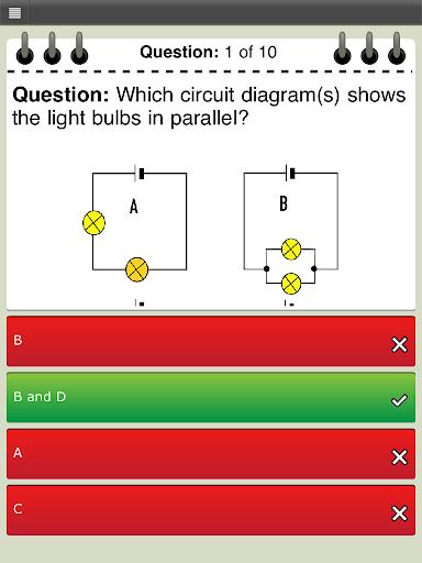 【免費教育App】GCSE Physics-APP點子