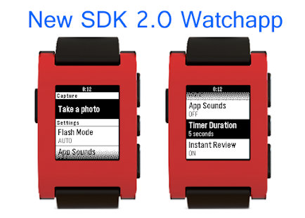 Watch Trigger for Pebble - screenshot thumbnail