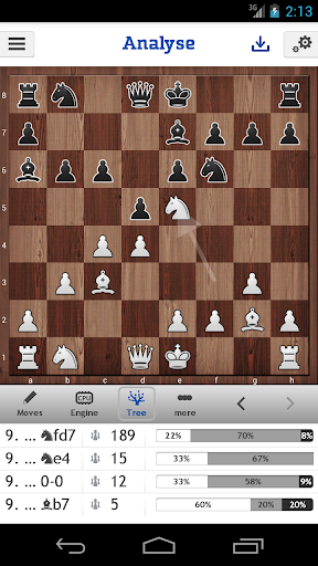 Chess - play, train & watch 1.4.4 screenshots 3