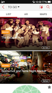 BANGKOK - City Guide- screenshot thumbnail