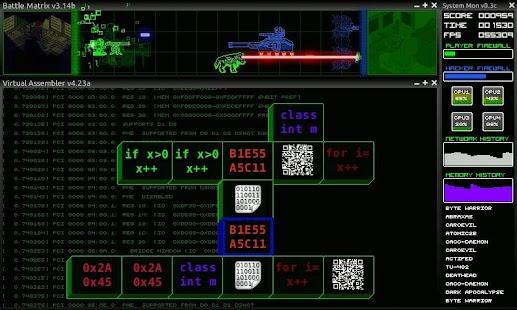 Hacker Wars Free- screenshot thumbnail