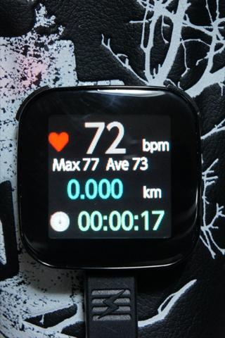 Heart Rate Monitor for Polar - screenshot
