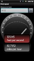 Screenshot of Pitch Speed