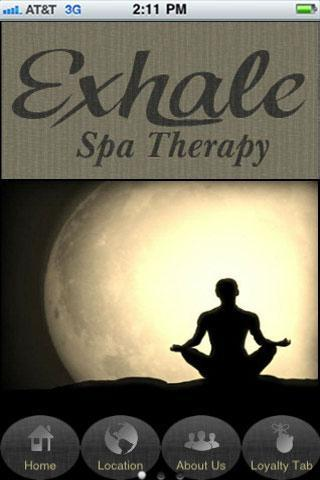 Exhale Spa Therapy