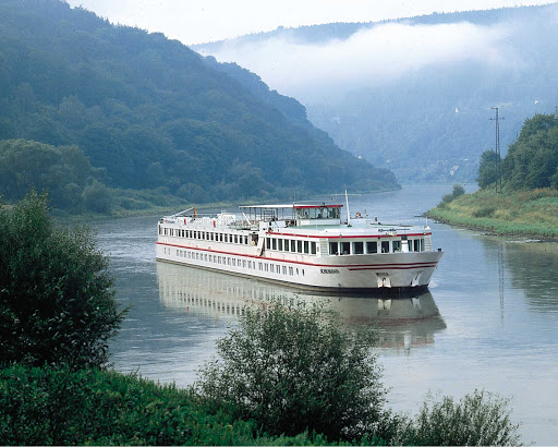 Explore  picturesque regions of Europe aboard the intimate Viking Schumann.