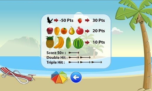 Fruit Archery II- screenshot thumbnail