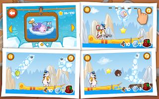 Screenshot of Frozen Tails
