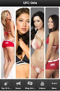 UFC Girls - screenshot thumbnail