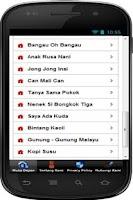 Screenshot of 20 Lagu Kanak Kanak Yang Best