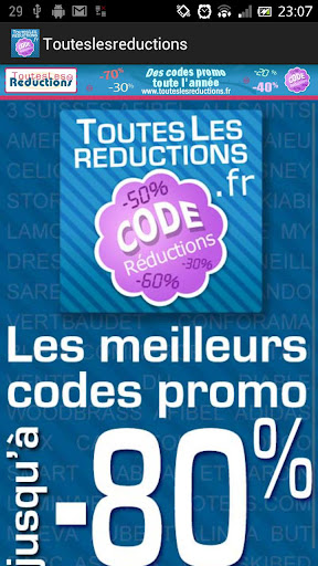 TLR Code Reduction + promo