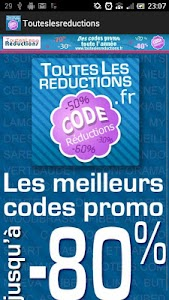 TLR : Code Reduction et Promo screenshot 0