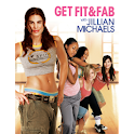 Jillian Michaels: Fit and Fab logo