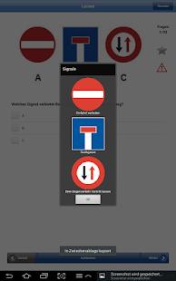 Theorieprüfung Auto 2015 - screenshot thumbnail