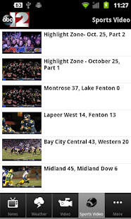 WJRT-ABC12 Mobile - screenshot thumbnail