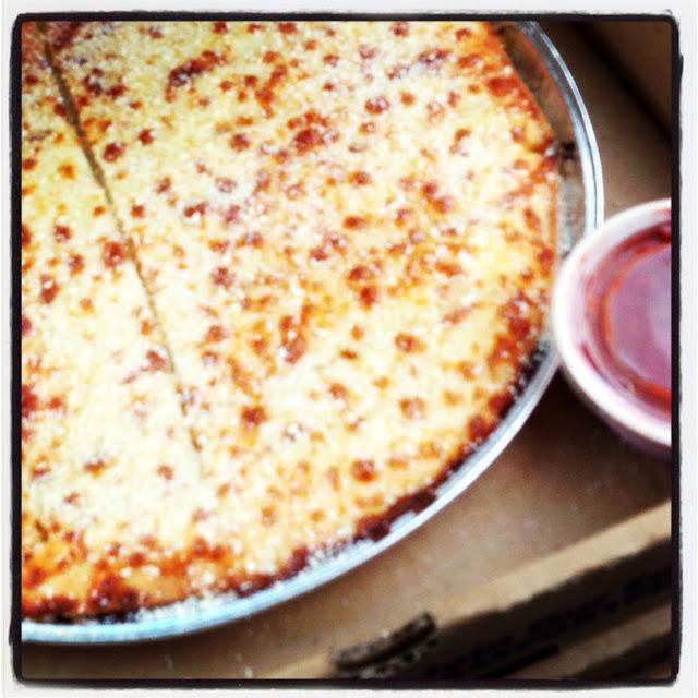 GF Breadsticks w/pizza sauce