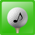 ♪Golf & Rhythm♪ logo