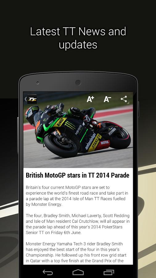 Isle of Man TT - screenshot