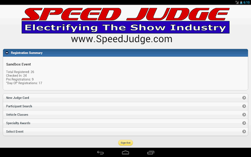 Speed Judge- screenshot thumbnail