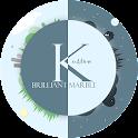 Brilliant Marble (Kustom KLWP) icon
