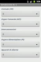 Screenshot of CEI 79-3 - Alarm System