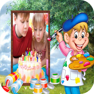 Happy Birthday Photo Frames - screenshot thumbnail