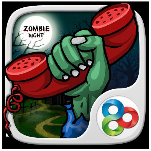 Zombie Night GO Theme