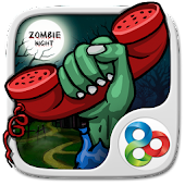Zombie Night GO Theme