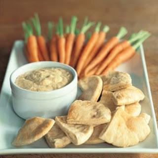 Simply Smooth Hummus