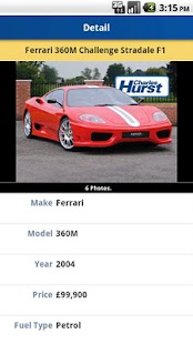 Used Cars NI- screenshot thumbnail