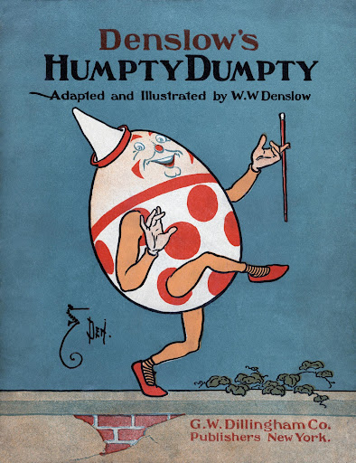 Humpty Dumpty Wallpaper