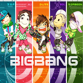 Big Bang Korean Superstars!