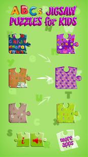 Abeceda Puzzle Hry pro Děti - náhled