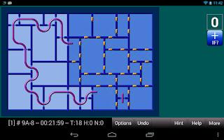 Screenshot of Willa's Walk ZEN
