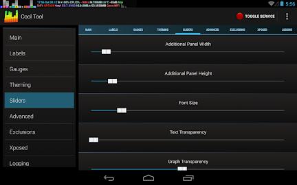 Cool Tool - system stats Screenshot 10