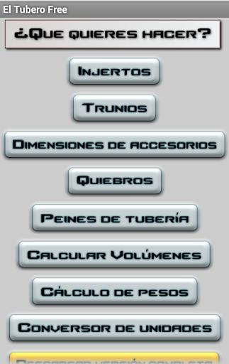 【免費工具App】Trazado de tuberia Tubero Free-APP點子