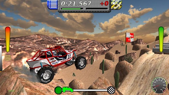 Rock Racing - Beta - Free - screenshot thumbnail