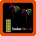 Freedom Fireworks icon