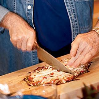 Margherita Tortilla Pizzas
