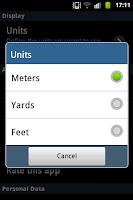 Screenshot of CarDroid Locator
