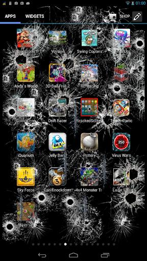 玩休閒App|碎屏 Broken Screen HD免費|APP試玩