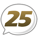 Dial 25 Long Distance Service icon